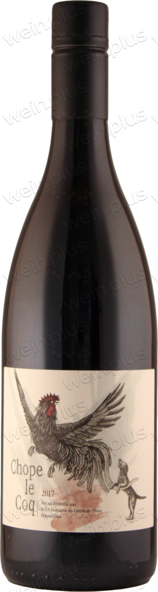 "2017 Côtes duTarn IGP ""Chope le Coq"""