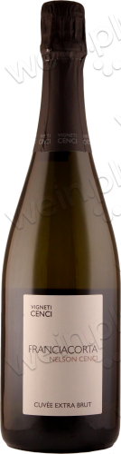 "Franciacorta DOCG Extra Brut Cuvée ""Nelson Cenci"""
